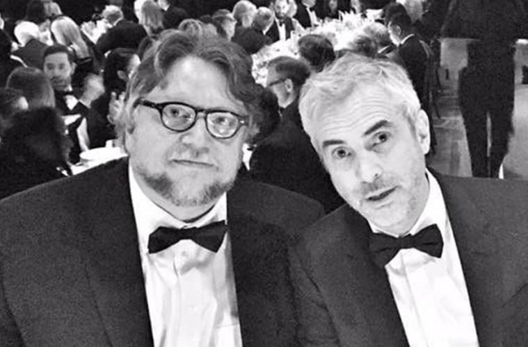 Alfonso Cuarón y Guillermo Del Toro ofrecerán una conferencia en Guadalajara en mayo