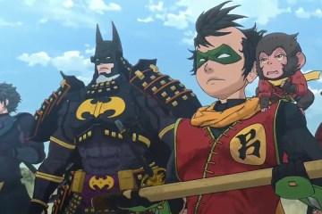 batman ninja nueva obra teatro japon