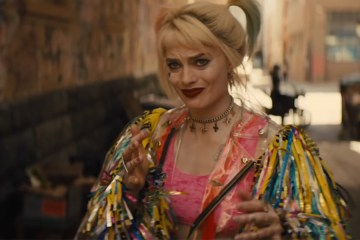 birds of prey cambio nombre harley quinn warner bros