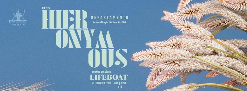 Hieronymous - Lifeboat