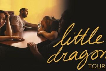 Little Dragon presentará en El Plaza con su nuevo disco.