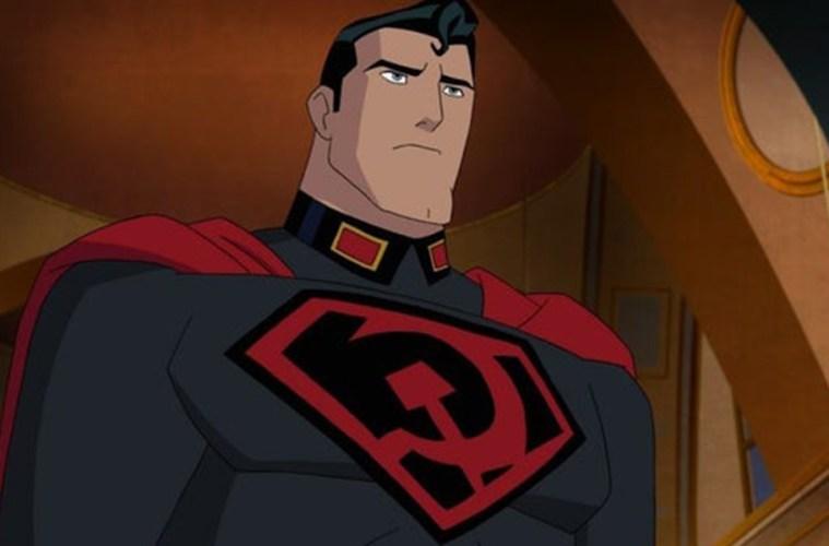 superman red son nuevo clip película animada dc comics