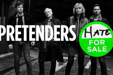 The Pretenders estrena 'Hate For Sale', nuevo single de su próximo álbum