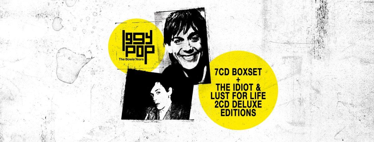 Iggy Pop publica una versión inédita de 'China Girl' - Revista Marvin