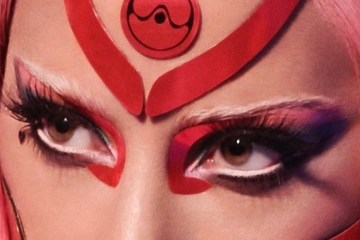 Lady Gaga compartió la portada de 'Chromatica', su próximo álbum