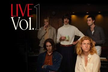 Parcels presenta el álbum en vivo 'Live Vol. 1' con un primer sencillo