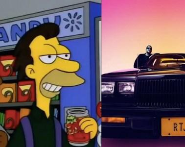 Run The Jewels estrenó una nueva canción y la parodió con Los Simpsons