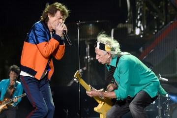 The Rolling Stones acaba de estrenar una nueva canción