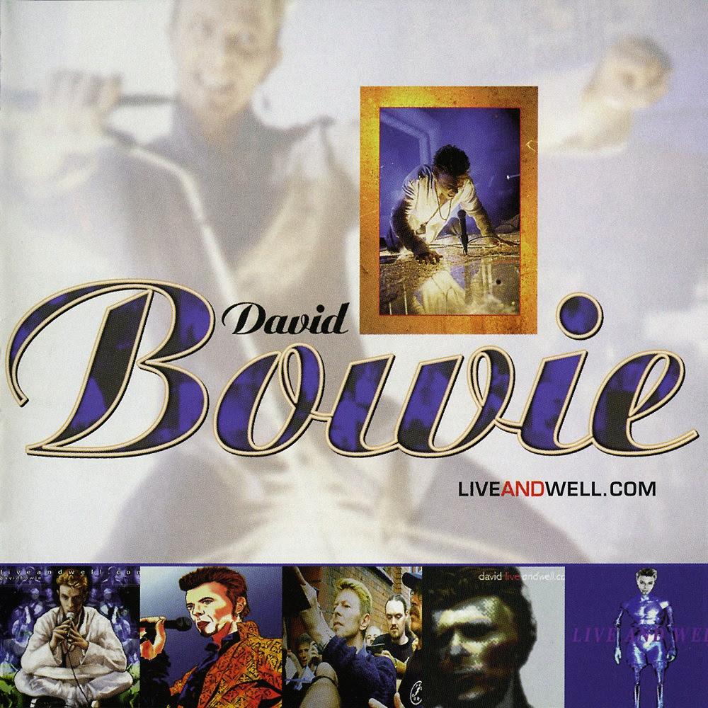 Los conciertos del 'Earthling Tour' de 1997 de David Bowie serán públicos