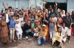Music Mulakatein recauda fondos para las comunidades marginadas en Mumbai
