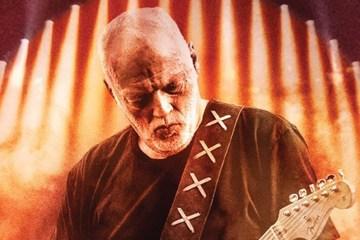 Mira el tributo que hizo David Gilmour a Syd Barrett