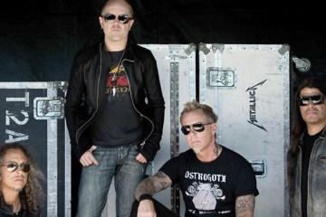 Metallica anuncia su campaña de caridad para combatir el coronavirus