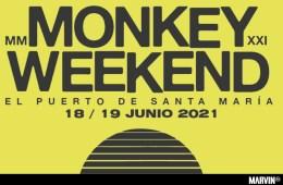 monkey-weekend-festival-puerto-de-santa-maria-españa-cartel