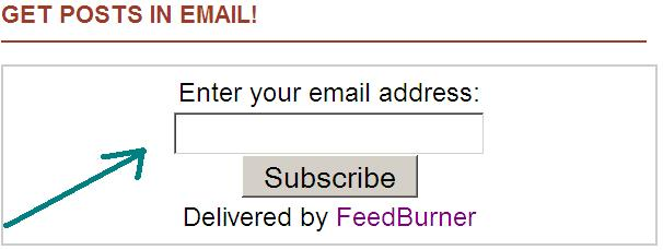 Subscribe to Marvin Gardens' Blog and Receive Posts in Your E-mail!