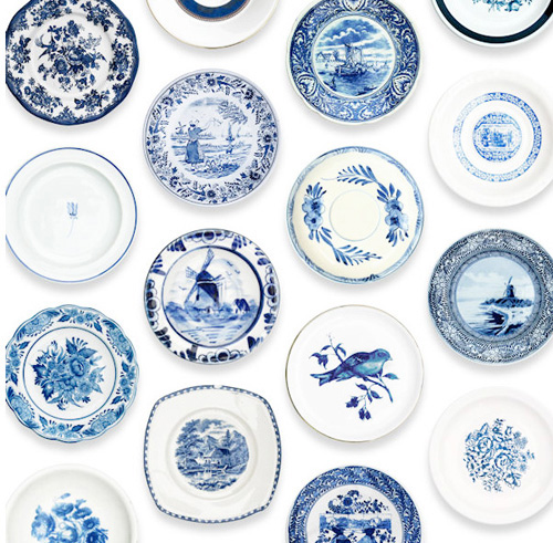 A New Twist on Traditional Plate Groupings
