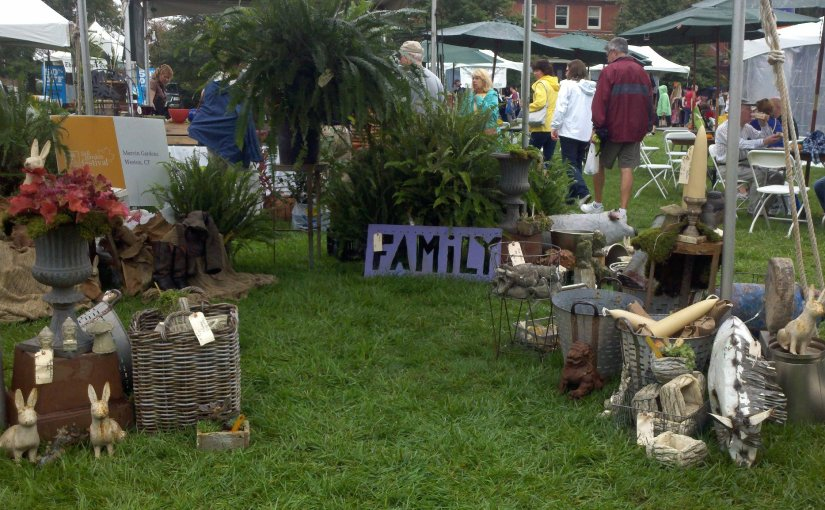 Philly Horticultural Society's Fall Garden Festival a Huge Success!