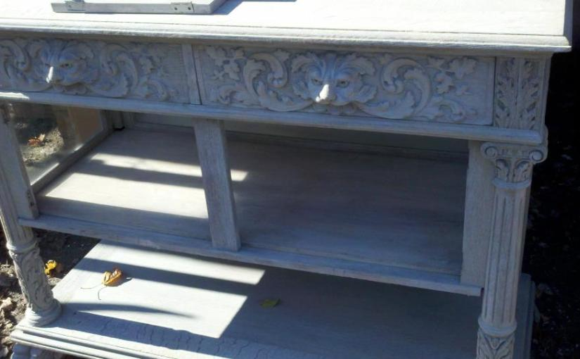 Custom Refinishing Offered at Marvin Gardens!