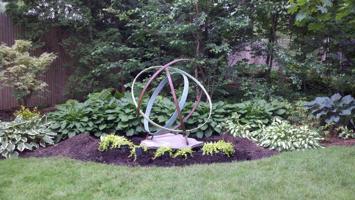 Garden At Greenwich Estate