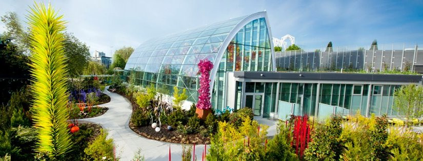 Chihuly Garden and Glass Complete