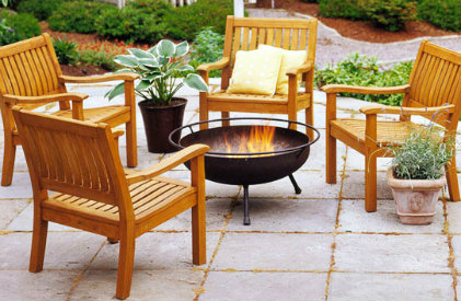Why a Firepit Is Still Useful in Warm Weather