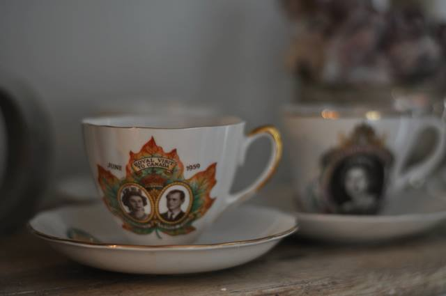 Plan a Garden Tea Party This Summer