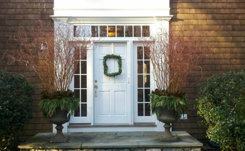 Festive Garden Design Ideas for the Holidays