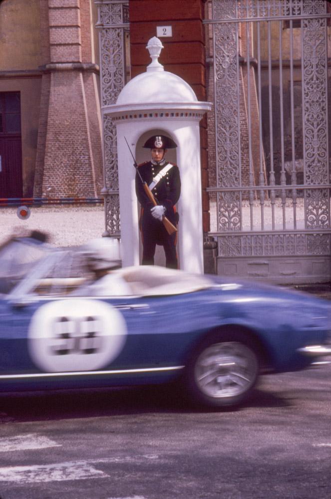 race car, Spain