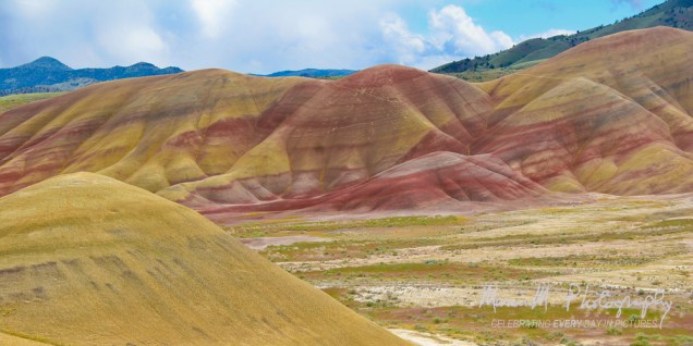 I'm anxious to retrun to Painted Hills. We were very fortunate, I believe, to be there on a thunder stormy day