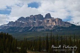 ???? Mountain, North of hwy 1 Alberta Canada