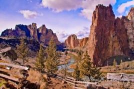 Smith Rock State Park; Terrebone, Oregon