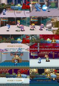 Robôs de gelo são ótimos para congelar inimigos.