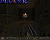 Para derrotá-lo precisamos encontrar dentro da fortaleza o escudo refletor.