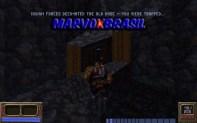 Como chegou em Citadel: Dan entra em Citadel através de um túnel subterrâneo.