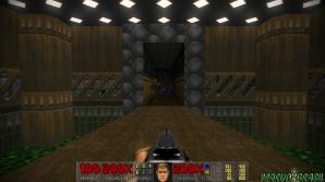 Para acessar a base secreta é preciso descobrir como levantar a ponte para chegar até o outro lado.