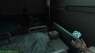 No jogo, somos o espírito desse homem deitado na cama.