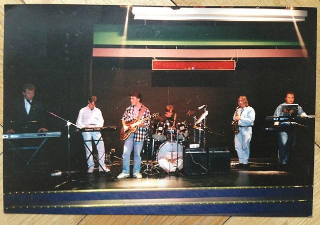 "Concert des ""Homologués"" à Calais en 1995 ?"