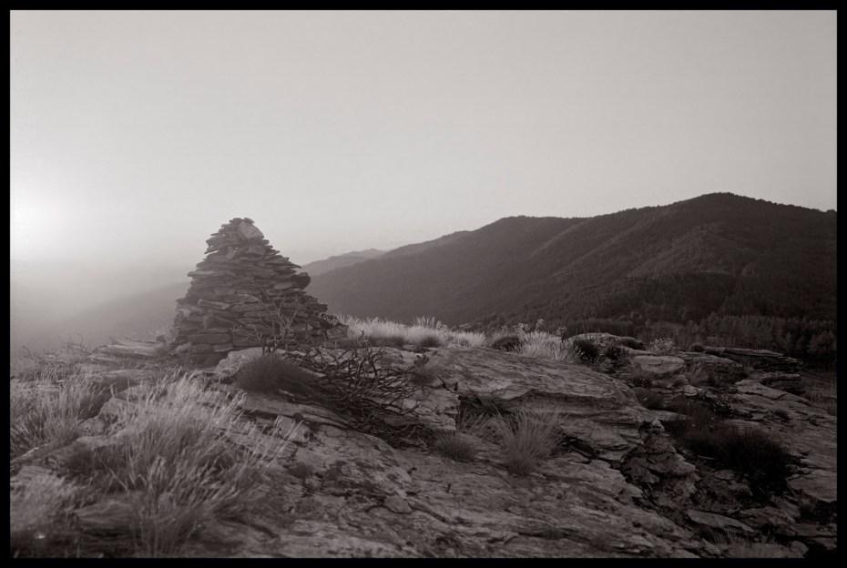 Kern, route des crêtes, Lozère.