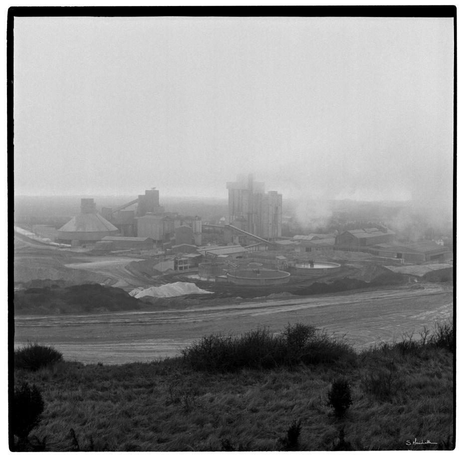 cimenterie - Boulogne sur mer - 62