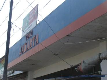 Toko Jakarta di Rengasdengklok, foto : Marwan