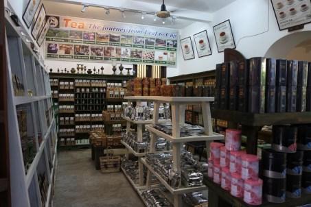 Heaven aka Tea shop
