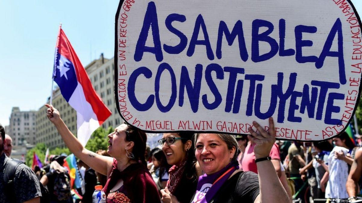 ¡ASAMBLEA CONSTITUYENTE! 5 LECCIONES DE CHILE PARA EL PERÚ