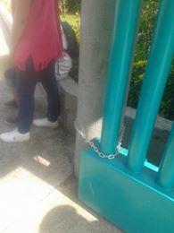 puertas encadenadas