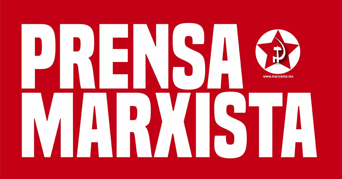 Nuevo periódico marxista ¡suscríbete!