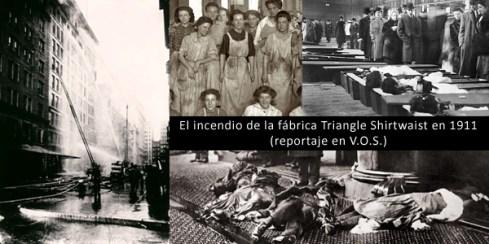 trabajadoras muertas por el incendio de la fábrica Slider