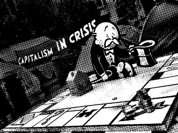 παγκόσμιος καπιταλισμός κρίση
