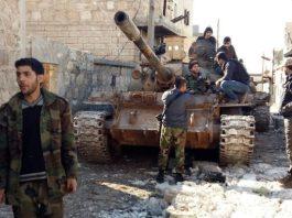 Συρία, Κατάληψη Χαλεπιού