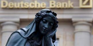 Άγαλμα Deutsche Bank