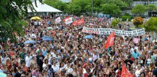 απεργία Φλοριανόπολις