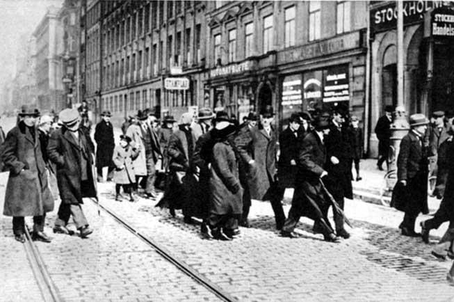 Χρονολόγιο Ρωσικής Επανάστασης 1917 - Απρίλιος