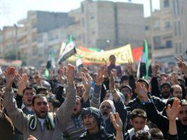 Συρία, Αραβική Επανάσταση, Αραβική Άνοιξη, ISIS, Σαουδική Αραβία, Ιράν, Ιράκ, αμερικανικός ιμπεριαλισμός, Τουρκία